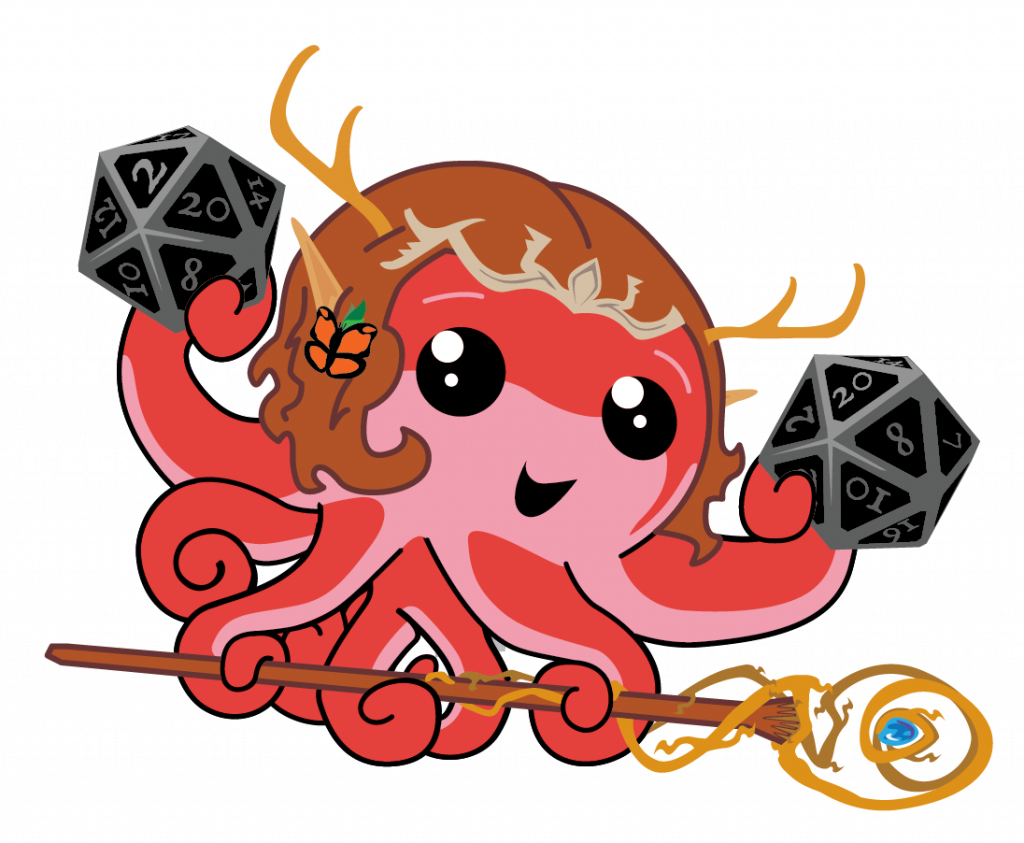 Roleplaying Octo